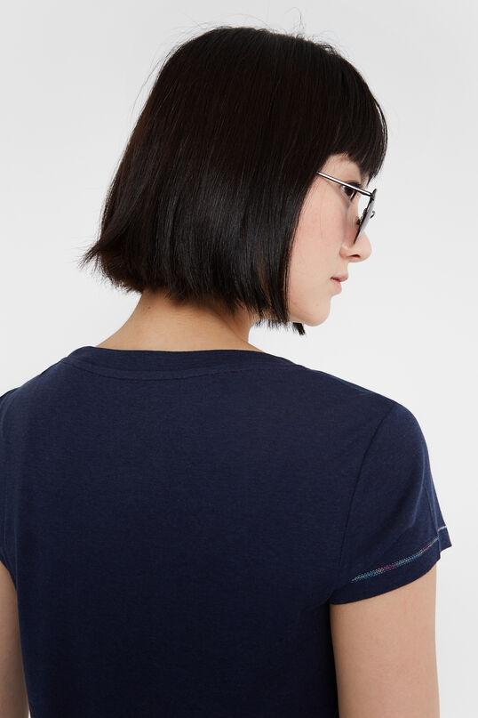 Rainbow seams T-shirt | Desigual