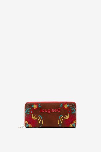 Portemonnaie mit Blumenmuster | Desigual