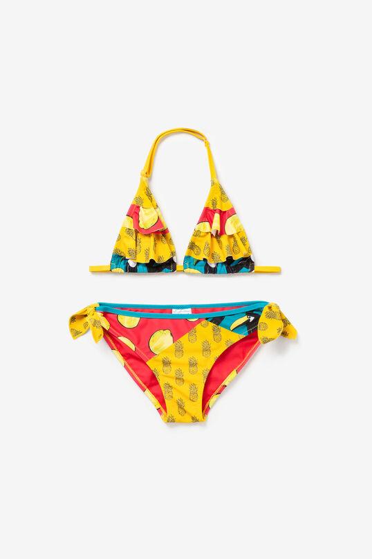 Bikini triangle volants Mangostan   Desigual