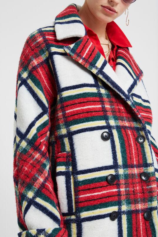 Abric tartà drap | Desigual