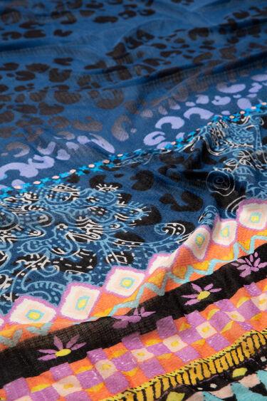 Fulard ètnic borles | Desigual