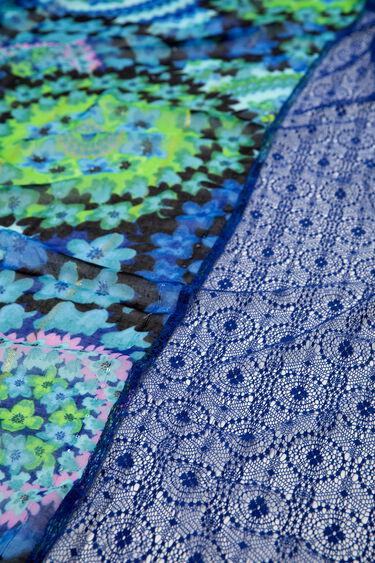 Fulard rectangular galàctic | Desigual