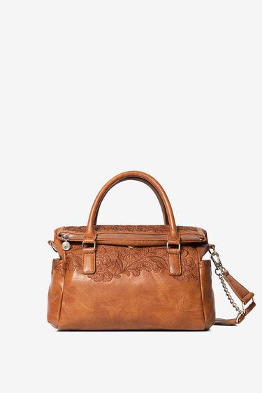 Floral flap bag | Desigual