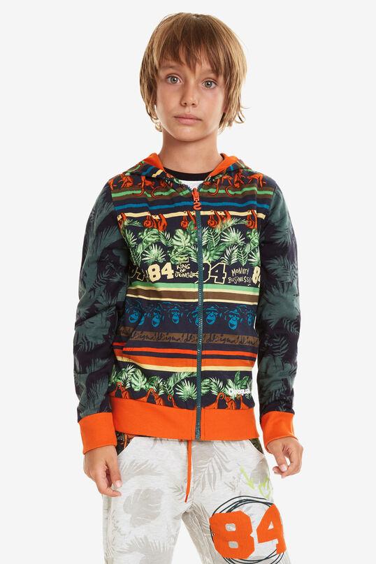 Boys' Reversible Sweatshirt Enrique | Desigual