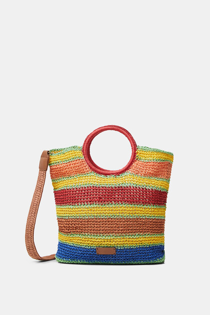 Crossbody beach bag