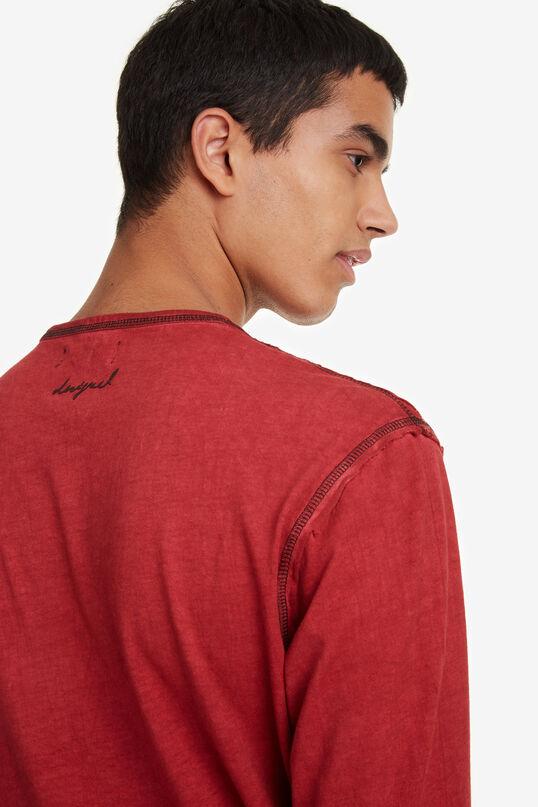 Emilio Red T-shirt | Desigual