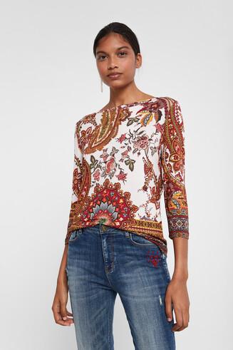 Boho-Shirt Slim