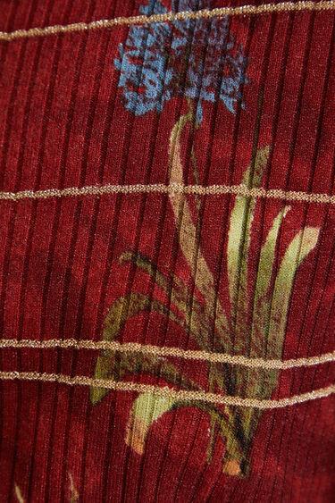 Knit jumper flowers | Desigual