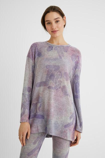 Kamasutra pyjama T-shirt