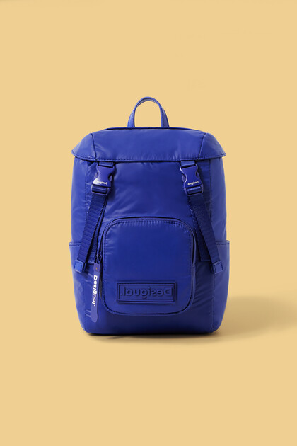 Small padded backpack