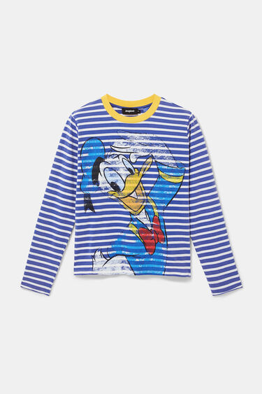Gestreept T-shirt Donald Duck | Desigual