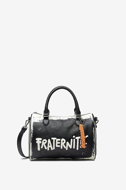 """Zylindrische Tasche """"Fraternité"""""""