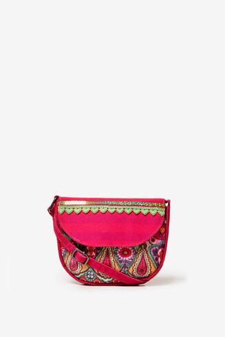 Girls' Half-Moon Bag Rambutan