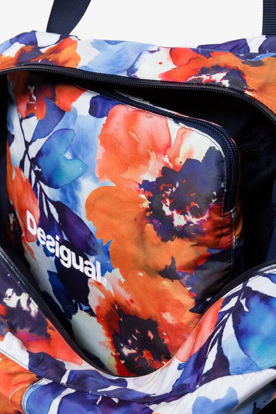 Gym Bag Matilde Camo Flower   Desigual
