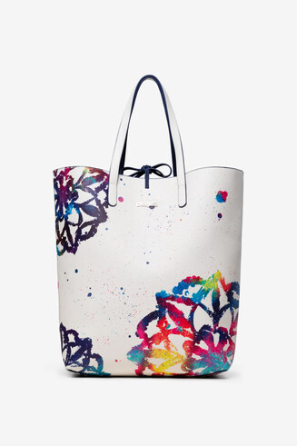 Reversible Bag with Mandalas Rio