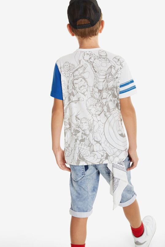 Camiseta Los Vengadores Loyal | Desigual