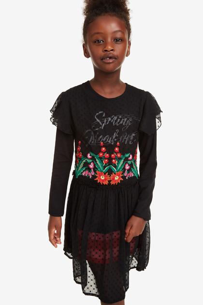 2 in-1-Kleid Spring