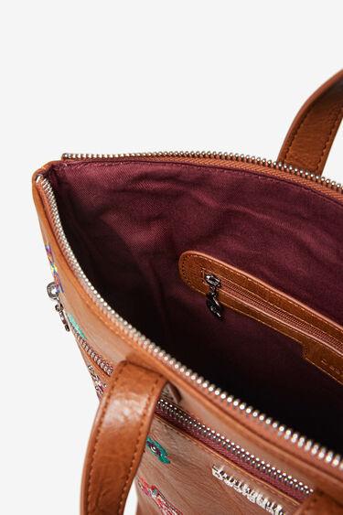 Rucksack mit Mandala und Pailletten | Desigual