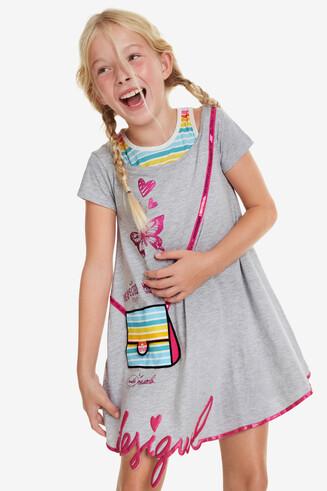 Flared Dress Baton