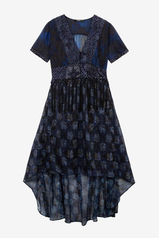 Mismatched Dress Minali   Desigual