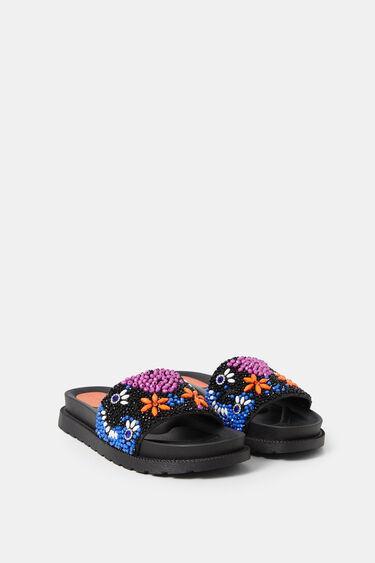 Slides flowers | Desigual