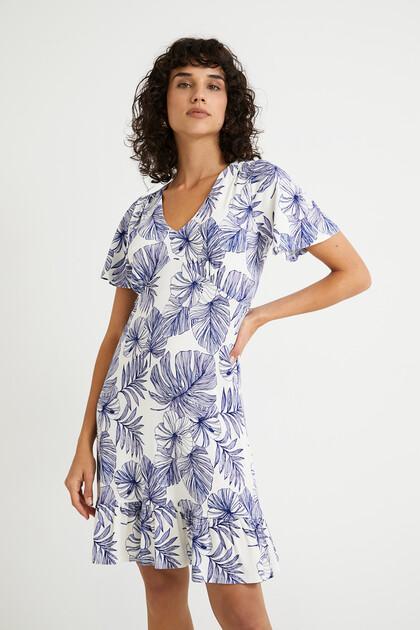 Short flowing dress