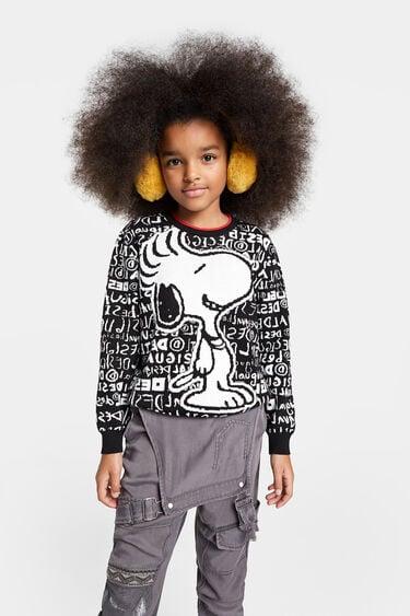 Strickpullover Snoopy | Desigual