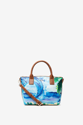 Tropical Illustration Bag Gela