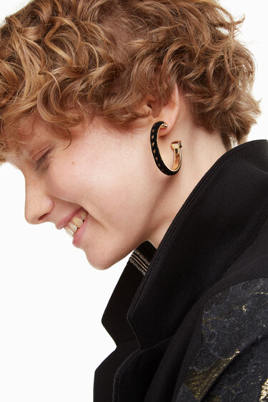 Raso Earrings | Desigual