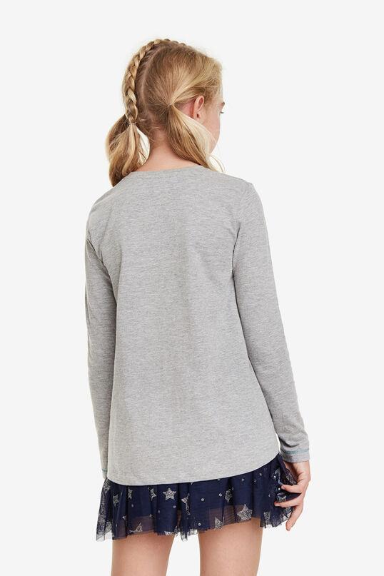 Ruffles mandala T-shirt | Desigual
