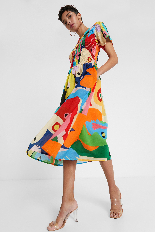 Vestito eco di Miranda Makaroff | Desigual