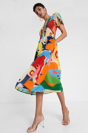 Robe éco-friendly par Miranda Makaroff