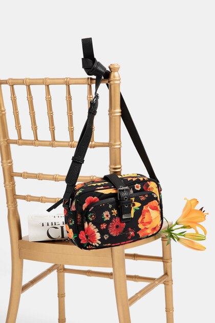 Little floral sling bag