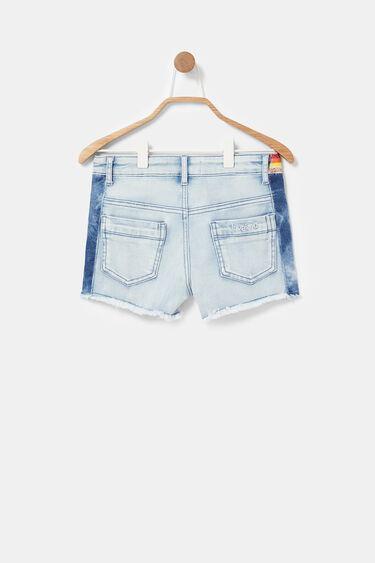 Denim shorts print | Desigual