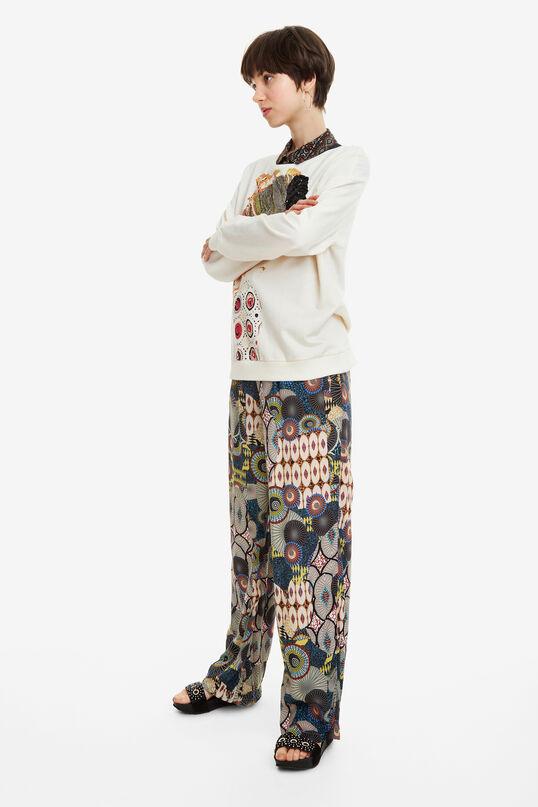 African Sweatshirt Princes | Desigual