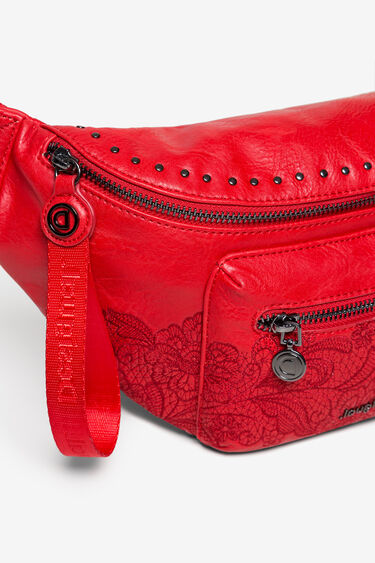 Bolsa de cintura floral | Desigual