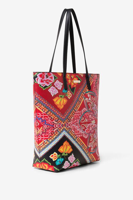 Shopper mit Blumen Folklore | Desigual
