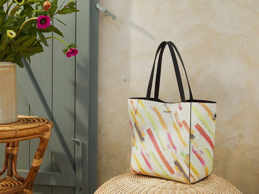 Sac shopping bag arty
