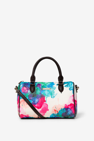 Bolso bowling floral Isola Medium
