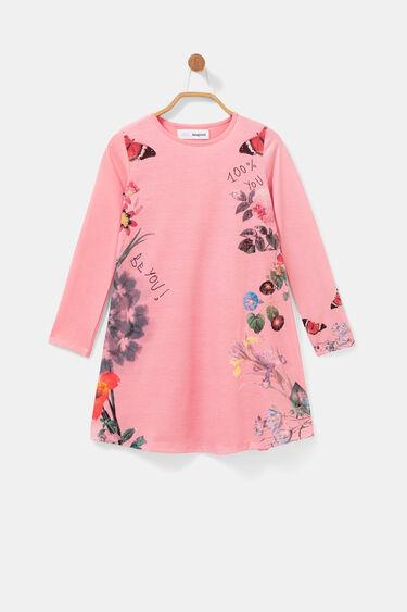 Floral shirt dress | Desigual