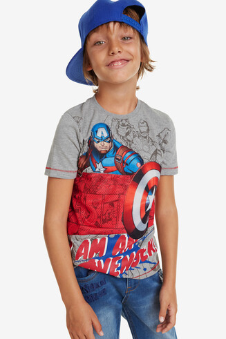 Shirt Marvel Captain