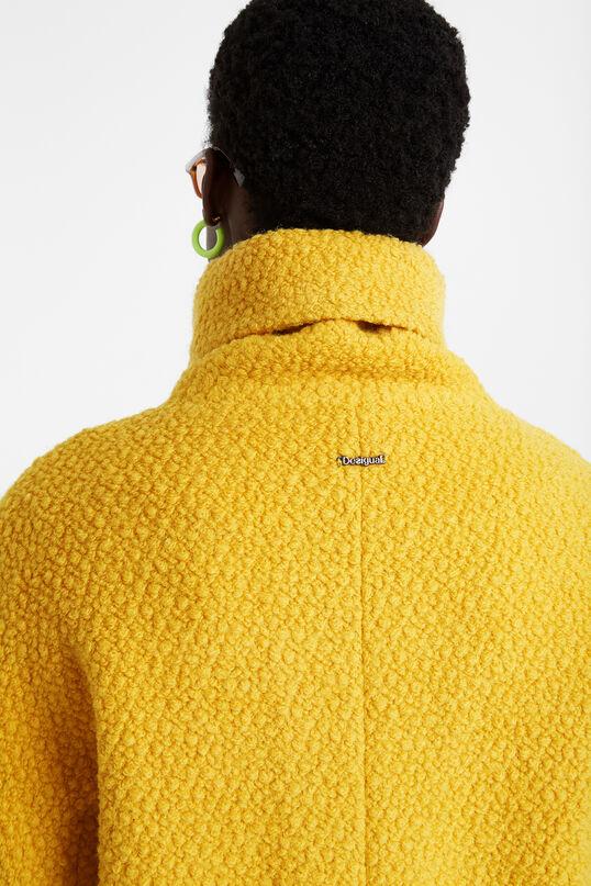 Abric drap coll de tortuga | Desigual