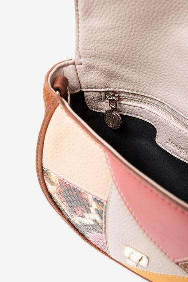Multiposition bum bag in patch | Desigual