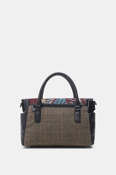 Cloth briefcase bag | Desigual