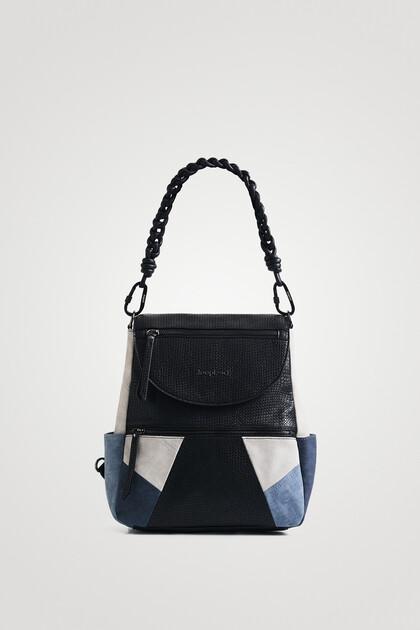 Mittelgroße Rucksack-Tasche Patch