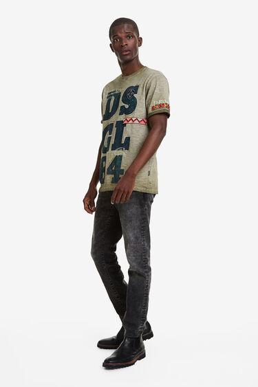 Camiseta DSGL84 100% algodón | Desigual