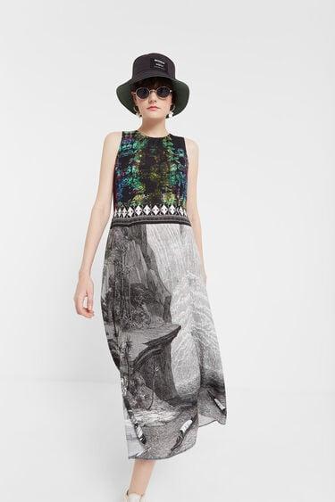 Long dress | Desigual