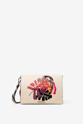 White Messenger Bag Wild Jane Imperia