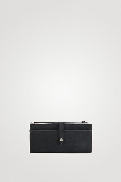 Long coin purse mandala