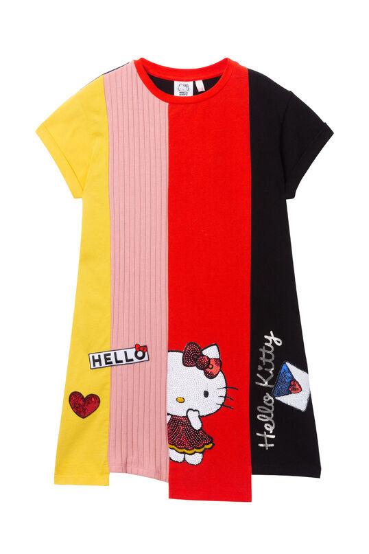 Hello Kitty asymmetrical dress | Desigual